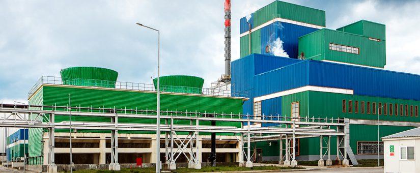 A zero-emission factory
